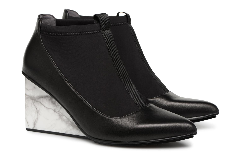 Stiefeletten & Boots United Nude Solid Luna Hi schwarz 3 von 4 ansichten