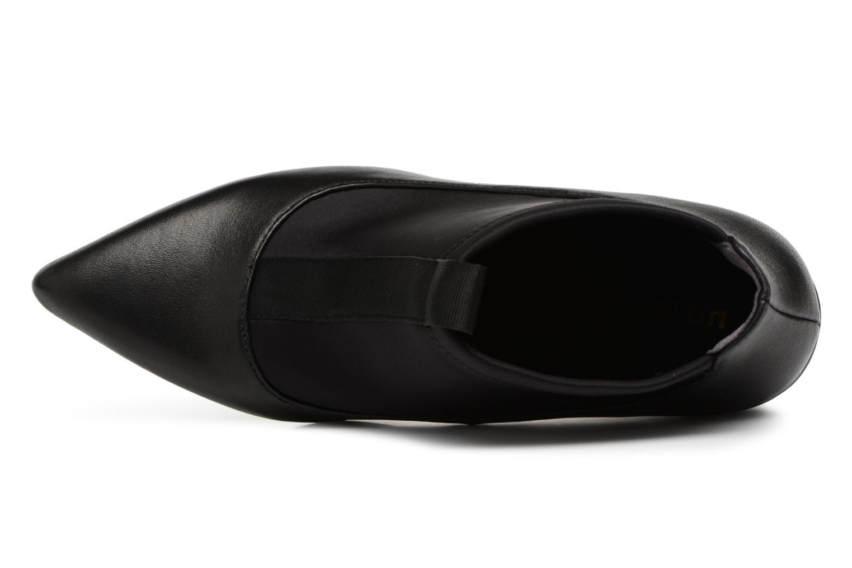 Stiefeletten & Boots United Nude Solid Luna Hi schwarz ansicht von links