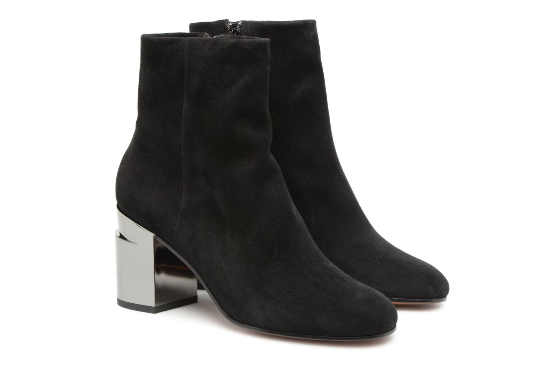 Stiefeletten & Boots Clergerie Keyla schwarz 3 von 4 ansichten