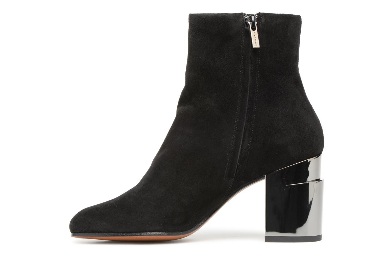 Stiefeletten & Boots Clergerie Keyla schwarz ansicht von vorne