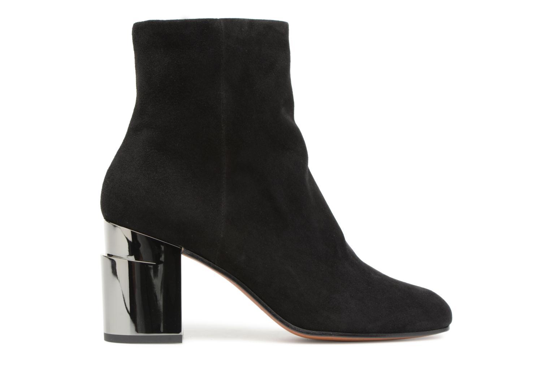 Stiefeletten & Boots Clergerie Keyla schwarz ansicht von hinten