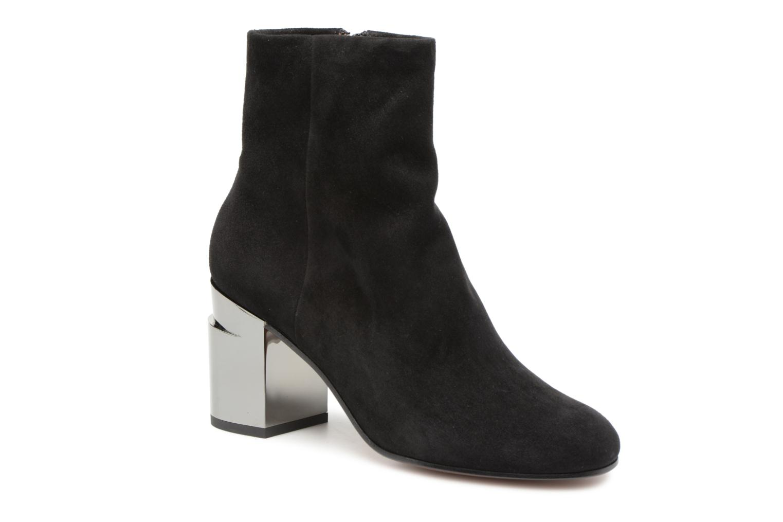 Stiefeletten & Boots Clergerie Keyla schwarz detaillierte ansicht/modell