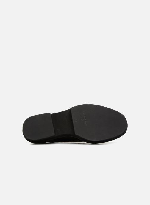 Zapatos con cordones Clergerie Bridget Negro vista de arriba