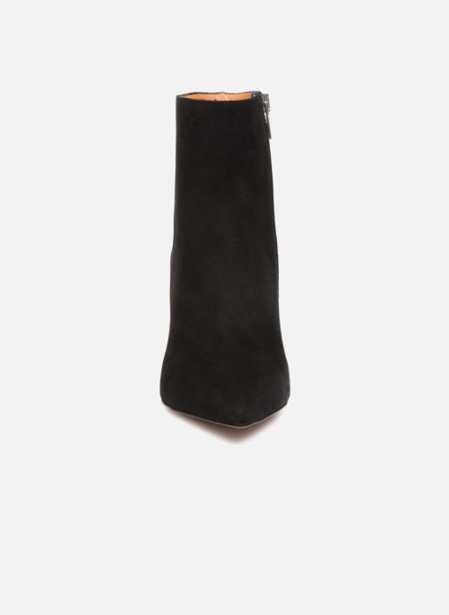 Bottines et boots Clergerie Katia Noir vue portées chaussures