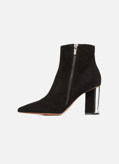 Bottines et boots Clergerie Katia Noir vue face