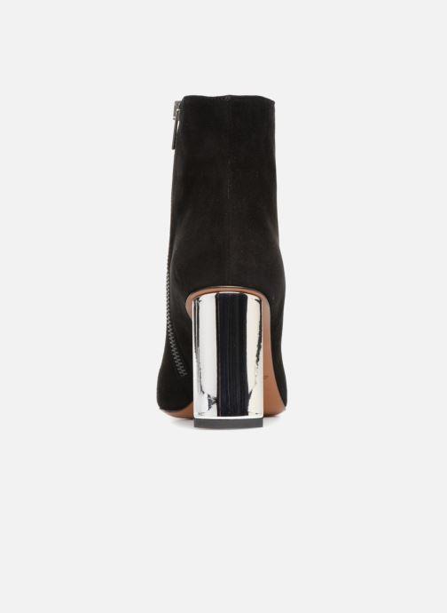 Bottines et boots Clergerie Katia Noir vue droite