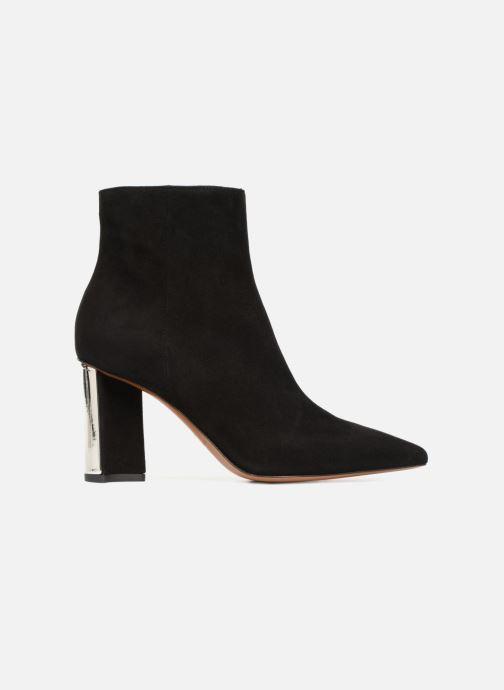 Bottines et boots Clergerie Katia Noir vue derrière