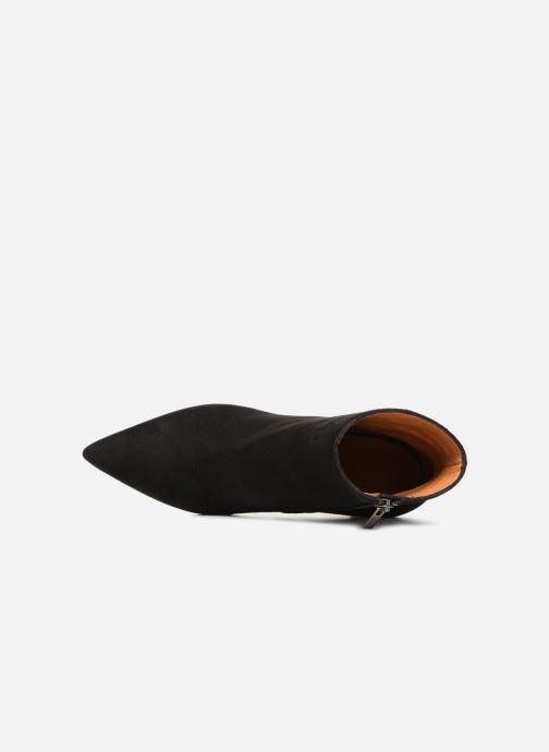 Bottines et boots Clergerie Katia Noir vue gauche