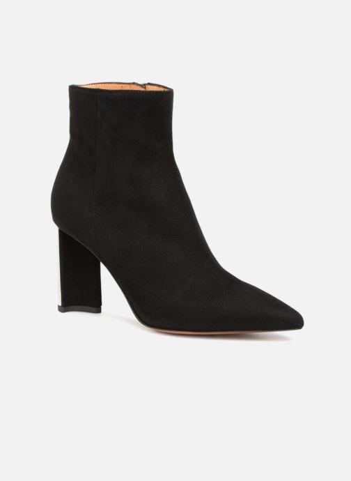 Bottines et boots Clergerie Katia Noir vue détail/paire