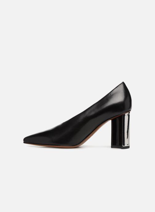 Zapatos de tacón Clergerie Kathleen Negro vista de frente