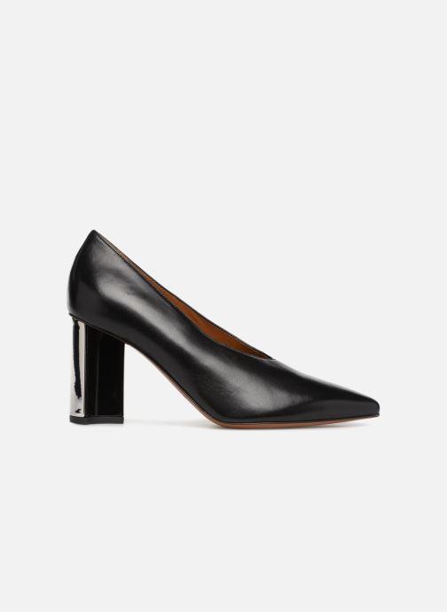 Zapatos de tacón Clergerie Kathleen Negro vistra trasera