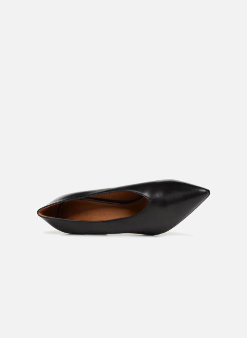 Zapatos de tacón Clergerie Kathleen Negro vista lateral izquierda