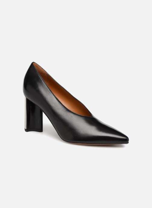 Pumps Clergerie Kathleen Zwart detail