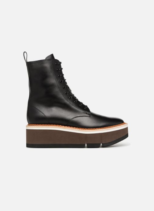Bottines et boots Clergerie Berenice Noir vue derrière