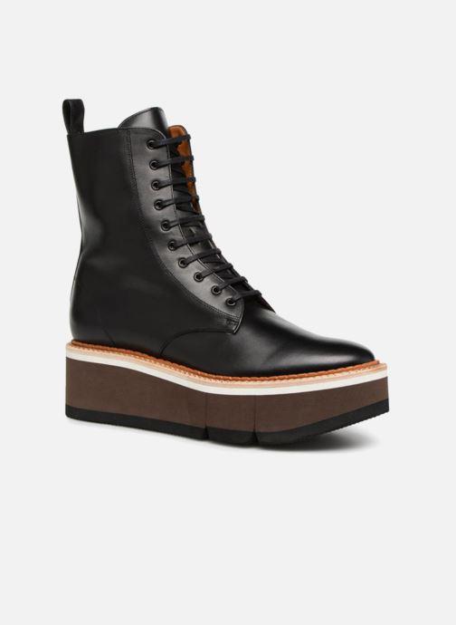 Bottines et boots Clergerie Berenice Noir vue détail/paire