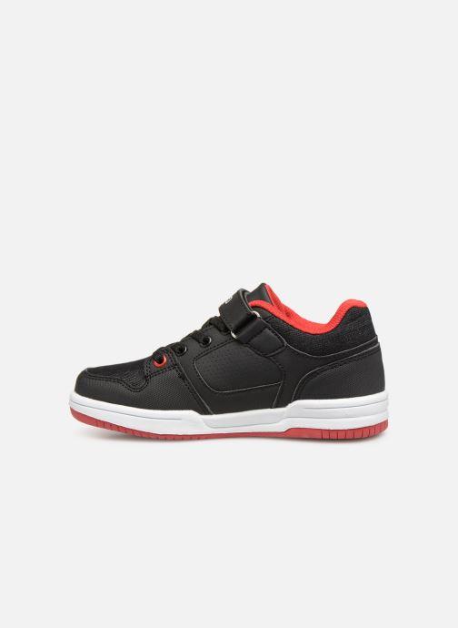 Sneakers Kappa Karter Low EV Zwart voorkant