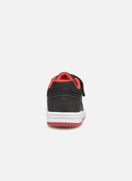 Trainers Kappa Karter Low EV Black view from the right