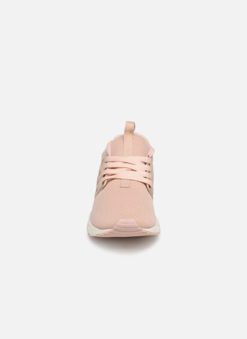 Sneaker Kappa San Antonio rosa schuhe getragen