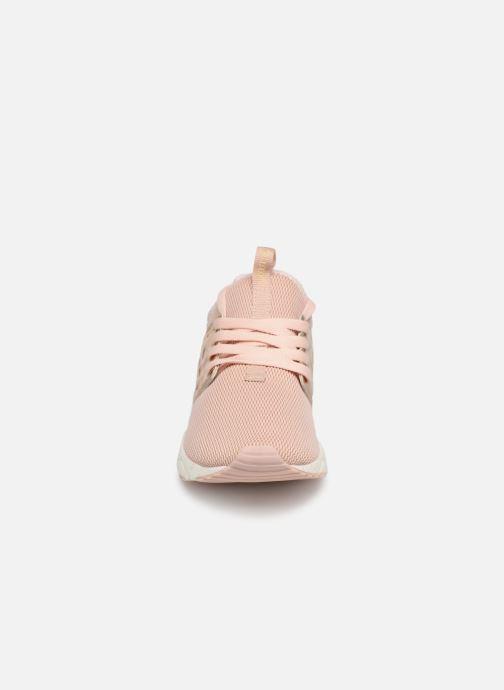 Baskets Kappa San Antonio Rose vue portées chaussures