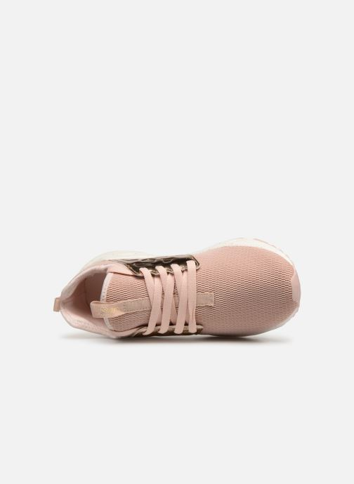 Sneaker Kappa San Antonio rosa ansicht von links