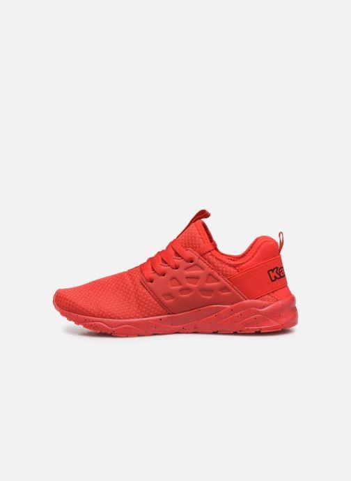 Sneakers Kappa San Antonio Rød se forfra