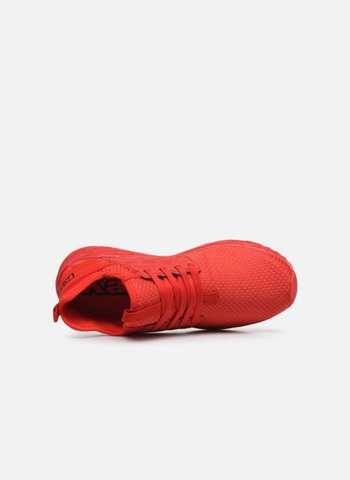Sneakers Kappa San Antonio Rød se fra venstre