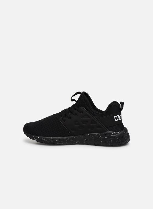 Sneakers Kappa San Antonio Nero immagine frontale