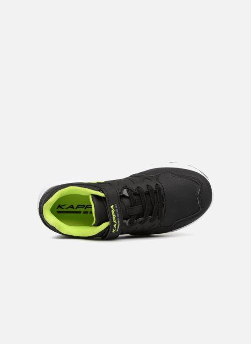 Sneakers Kappa Spander EV Kid Zwart links