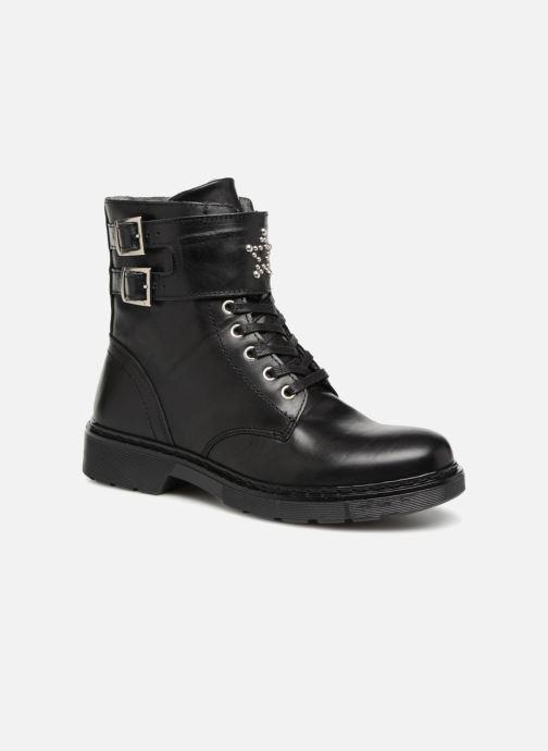 Bottines et boots Bullboxer Elvira Noir vue détail/paire
