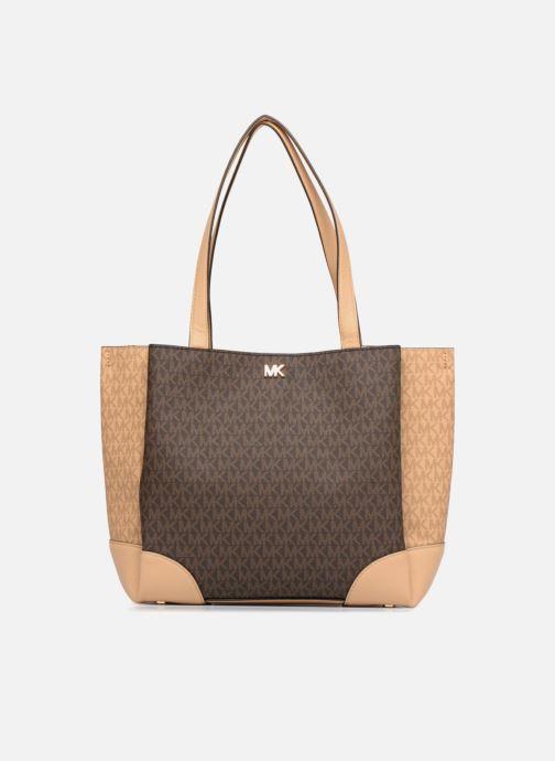 bdcb43b602523 Handtaschen Michael Michael Kors GALA MD TOTE braun detaillierte ansicht  modell