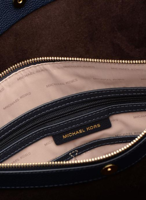Handtassen Michael Michael Kors GALA MD TOTE Blauw achterkant