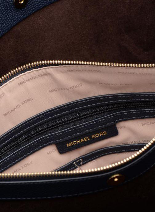 Håndtasker Michael Michael Kors GALA MD TOTE Blå se bagfra