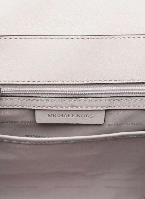 Handtassen Michael Michael Kors M Group LG TH SATCHEL Grijs achterkant