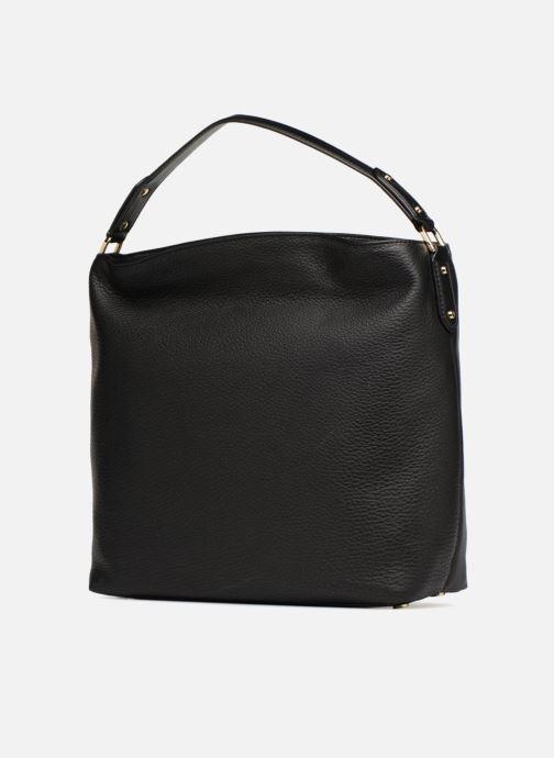 f67f6dc26ba2 Michael Michael Kors Evie LG Hobo (Black) - Handbags chez Sarenza ...