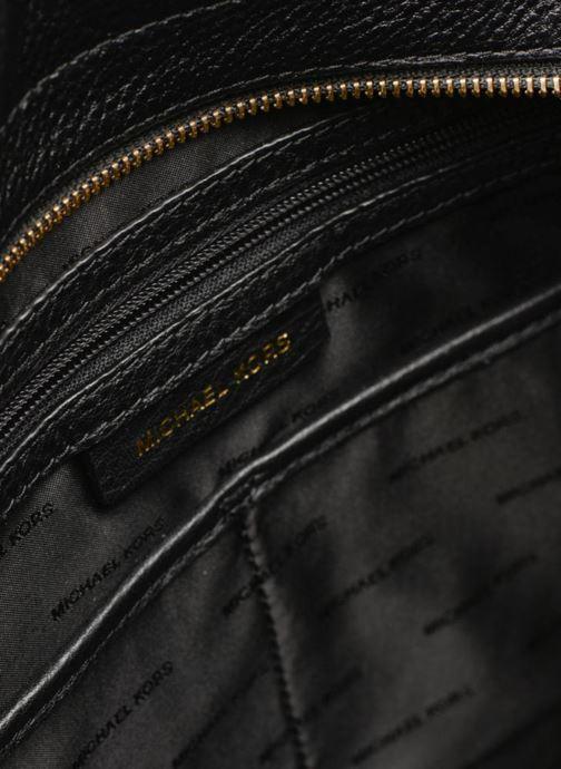 Handtassen Michael Michael Kors Evie LG Hobo Zwart achterkant