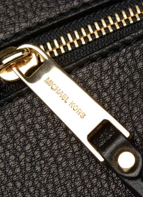 Handtassen Michael Michael Kors Evie LG Hobo Zwart links