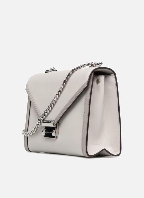 Handtassen Michael Michael Kors M Group LG Shoulder Grijs model