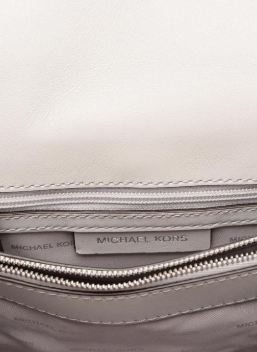 Handtassen Michael Michael Kors M Group LG Shoulder Grijs achterkant
