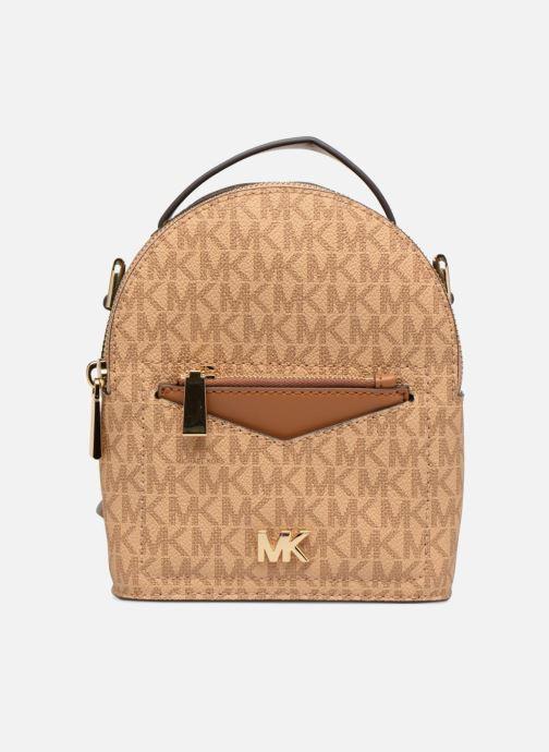 bded4b93f1 Michael Michael Kors Jessa XS Convertible Backpack (Brown ...
