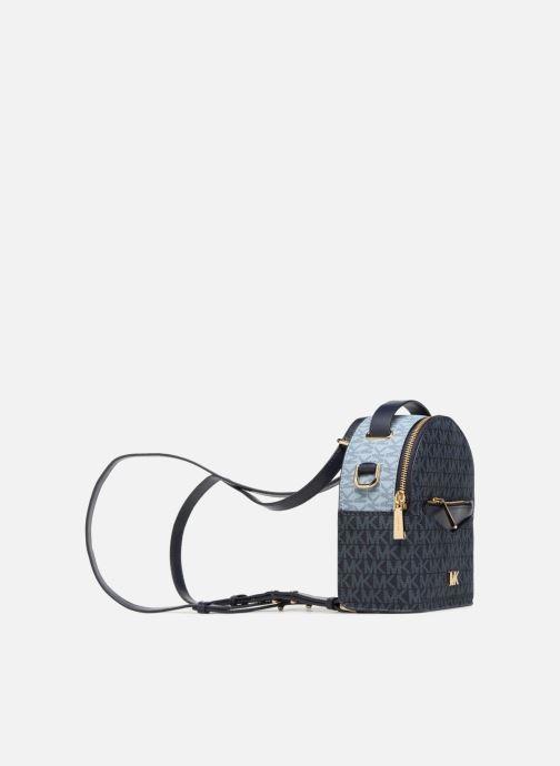 Rugzakken Michael Michael Kors Jessa XS Convertible Backpack Blauw rechts