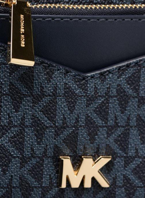 Rugzakken Michael Michael Kors Jessa XS Convertible Backpack Blauw links