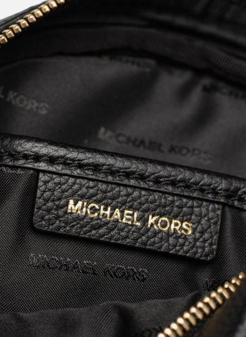 Bolsos de mano Michael Michael Kors CANTEEN MD Negro vistra trasera