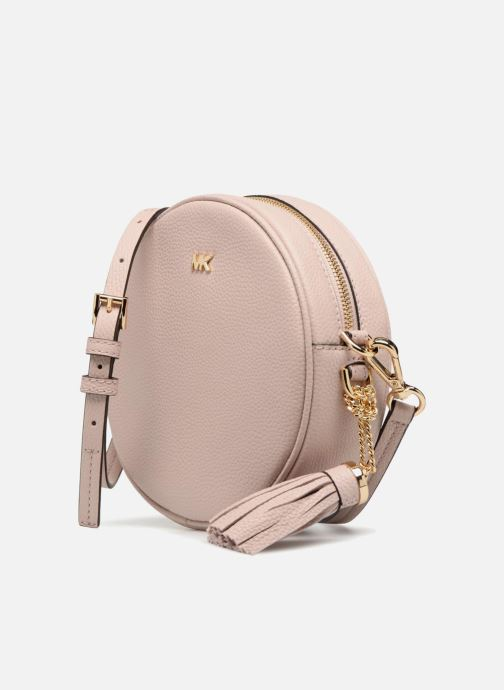 Handbags Michael Michael Kors CANTEEN MD Pink model view