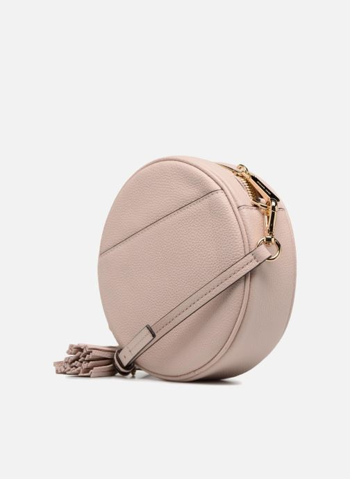 Handbags Michael Michael Kors CANTEEN MD Pink view from the right