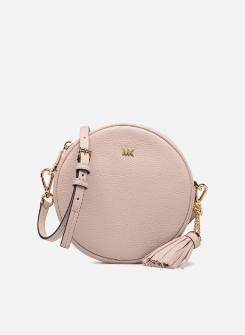 Handbags Michael Michael Kors CANTEEN MD Pink detailed view/ Pair view