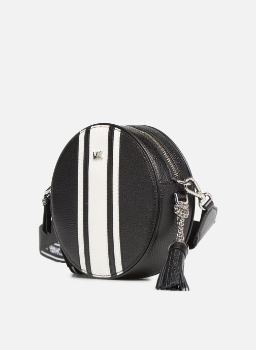 Handtaschen Michael Michael Kors CANTEEN MD schwarz schuhe getragen