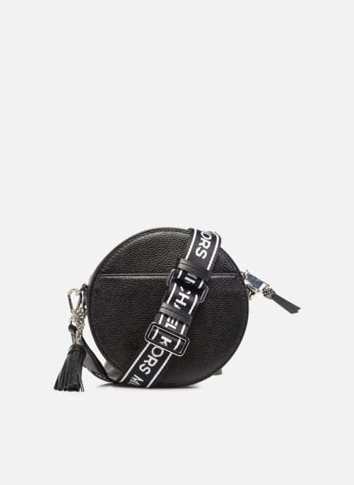 Handtaschen Michael Michael Kors CANTEEN MD schwarz ansicht von vorne
