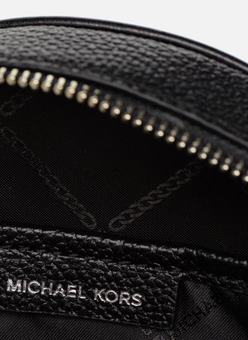 Handtassen Michael Michael Kors CANTEEN MD Zwart achterkant
