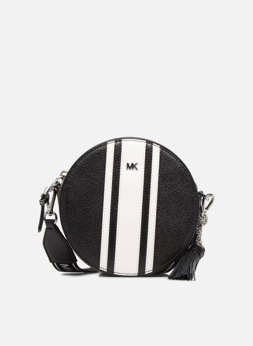 Handtaschen Michael Michael Kors CANTEEN MD schwarz detaillierte ansicht/modell