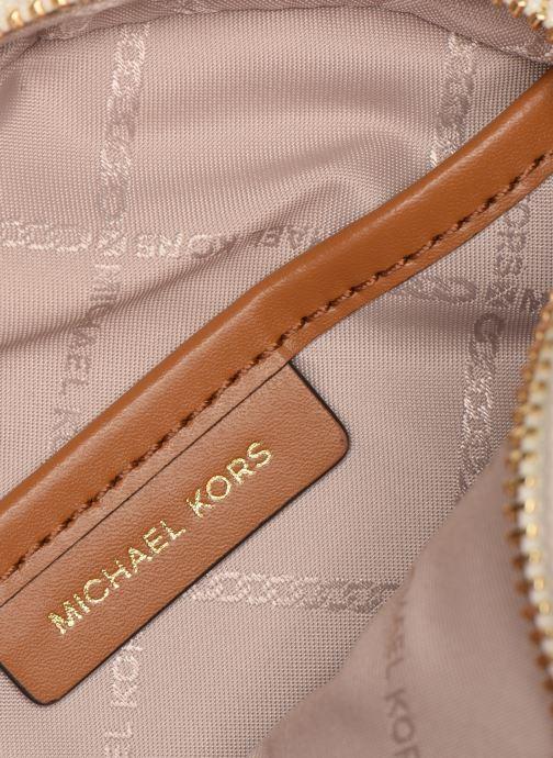 Sacs à main Michael Michael Kors CANTEEN MD Blanc vue derrière